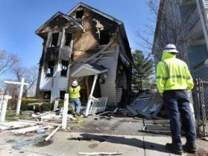 dorchester house blows up gas leak last year